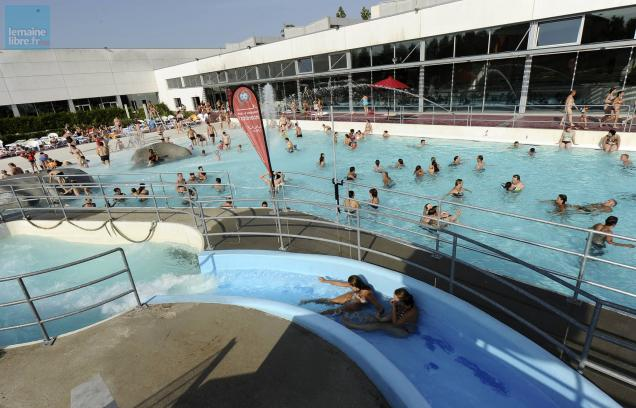 Piscine le mans for Piscine tarif