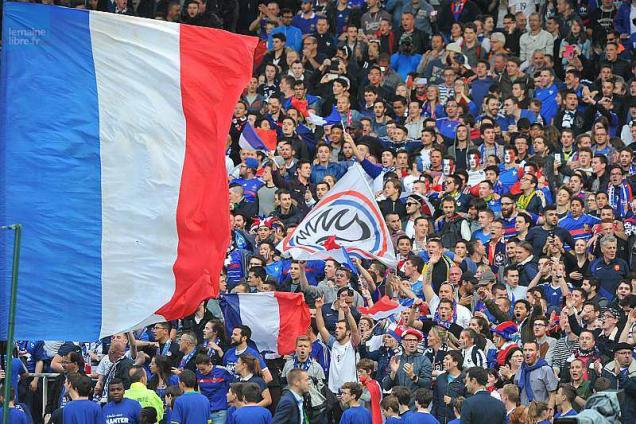 match amical France vs Camerounambiance, securite