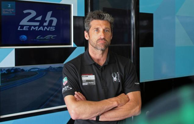 24 hours of le mans how well do you know patrick dempsey quiz english version le maine. Black Bedroom Furniture Sets. Home Design Ideas