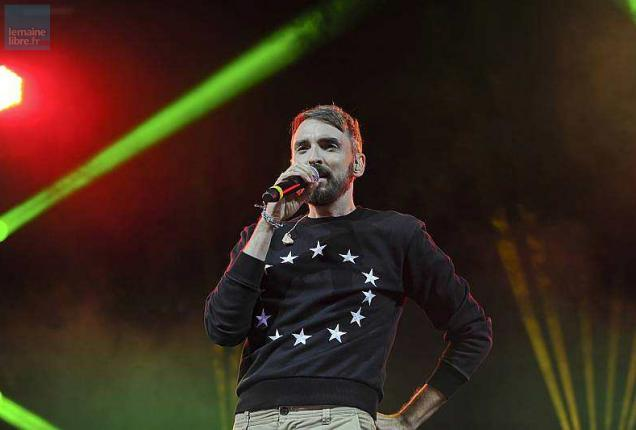 Christophe Willem. Photo