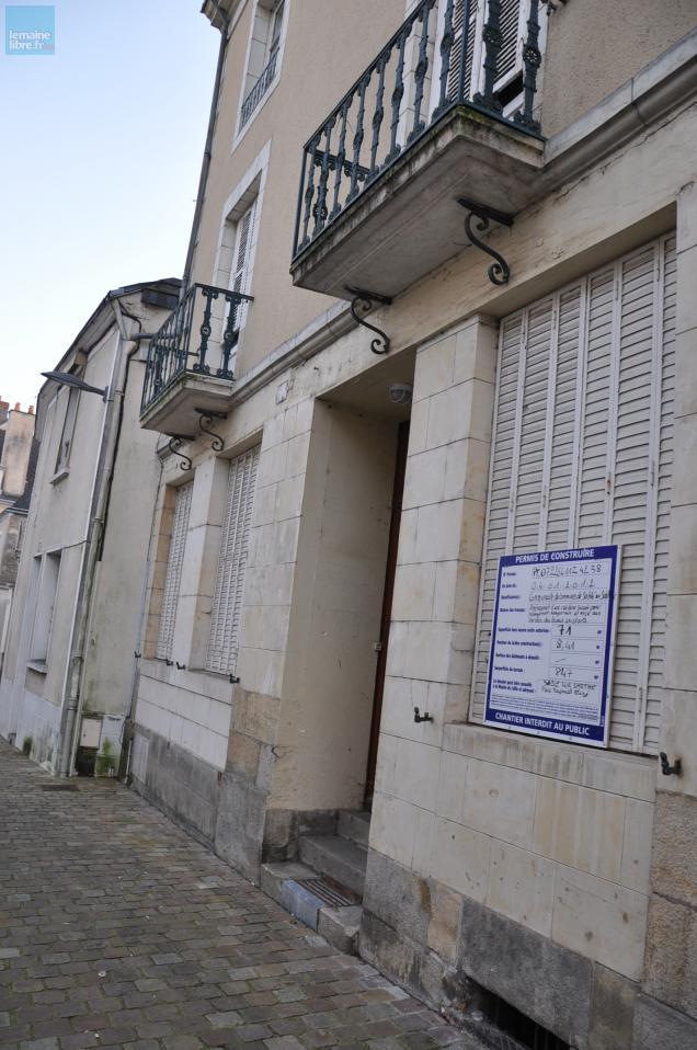 La nouvelle résidence sociale se situera 66, Grande Rue dans le centre-ville.