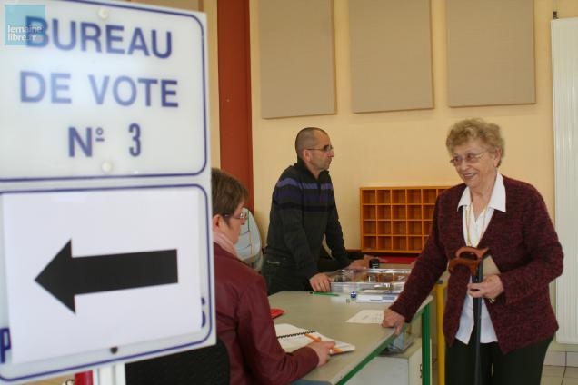 Plus de la moitié des Castéloriens ont déjà voté.