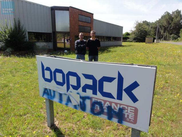 Les dernières salariés de Bopack (Bazouges) vont recevoir leur lettre de licenciement à partir d'aujourd'hui.
