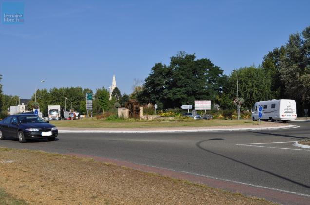 Le giratoire de la gare routière sera fermé à la circulation les nuits des lundi 10 et mardi 11 septembre.