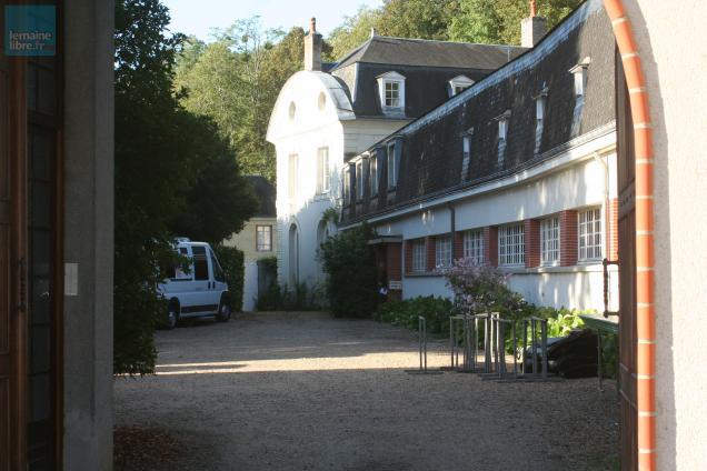 Le monastère La Paix-Notre-Dame.