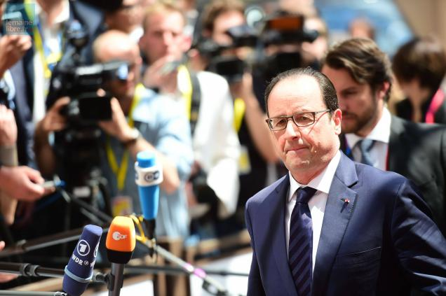Mairie, préfecture et circuit au programme du président François Hollande pour la journée de ce samedi.