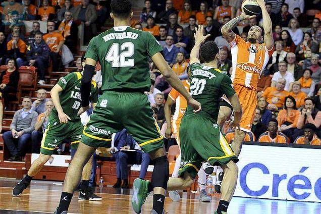 934ecdff804 Basket. Pro A   le MSB corrige Limoges à Antarès  Vidéo