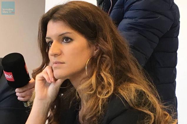 Politique. Marlène Schiappa   une invitation qui fait polémique   Le ... 87f7c3ac0d7