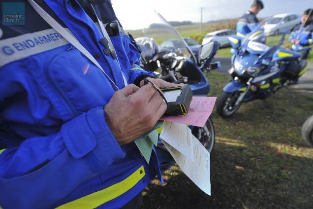 589 excès de vitesse ont été constatés durant le week-end des 24 Heures motos.