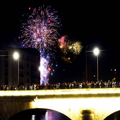 Sarthe. Fête nationale : premiers feux d'artifice ce soir ...