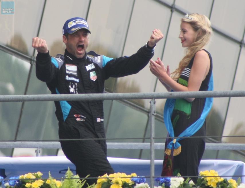 24 Heures du Mans. Tous les podiums en images [GALERIE PHOTOS]