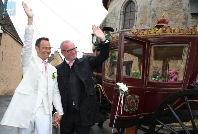 Voeux pour le marriage homosexual marriage