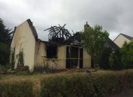 Coulongé. Un mort dans un feu d'habitation [Vidéo]