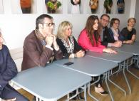 Les quatre candidats de La république en Marche ont été présentés à la presse ce vendredi matin.